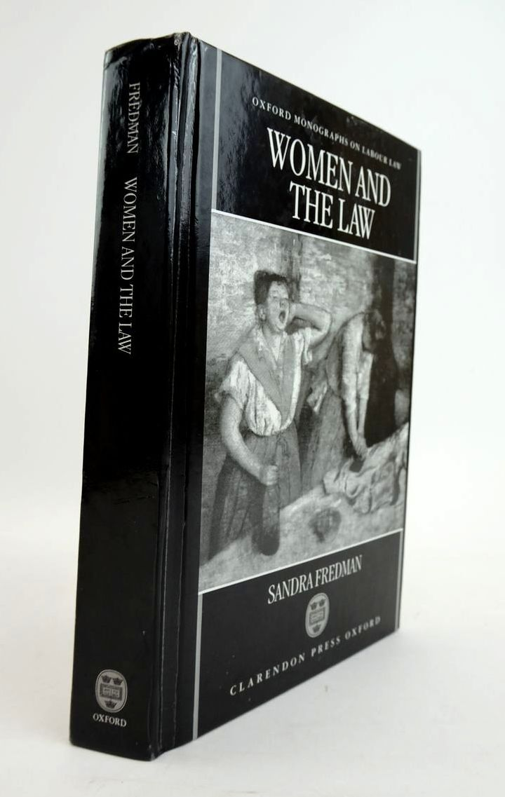 Photo of WOMEN AND THE LAW (OXFORD MONOGRAPHS ON LABOUR LAW)- Stock Number: 1820283