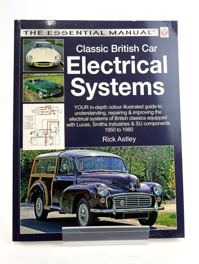 Photo of CLASSIC BRITISH CAR ELECTRICAL SYSTEMS- Stock Number: 1820309