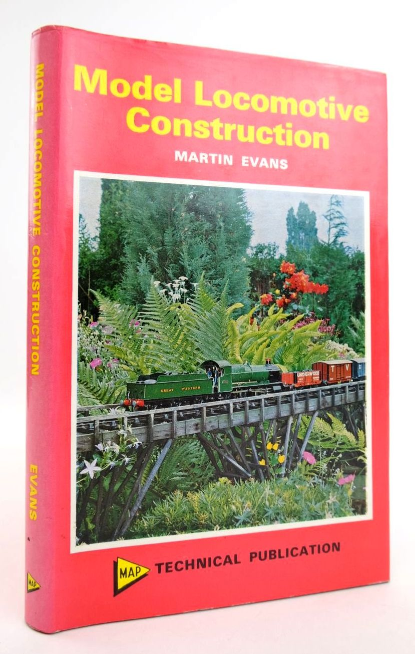 Photo of MODEL LOCOMOTIVE CONSTRUCTION written by Evans, Martin published by Model & Allied Publications (STOCK CODE: 1820327)  for sale by Stella & Rose's Books