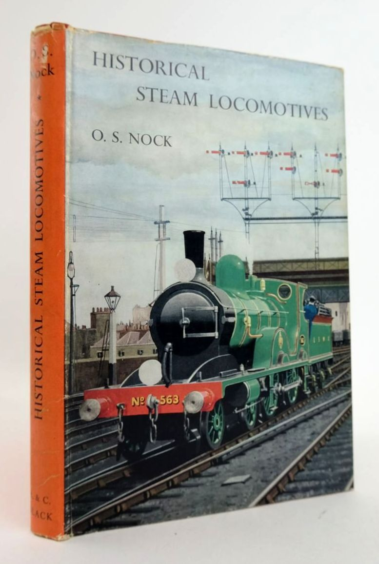 Photo of HISTORICAL STEAM LOCOMOTIVES- Stock Number: 1820328
