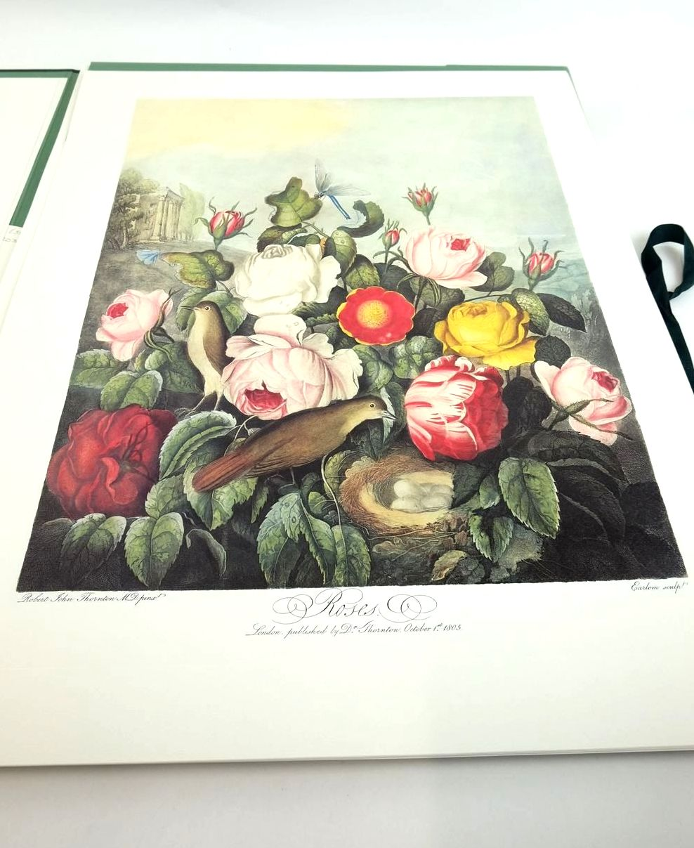 Photo of THE TEMPLE OF FLORA: THE FLOWER PLATES illustrated by Thornton, Robert published by Folio Society (STOCK CODE: 1820349)  for sale by Stella & Rose's Books