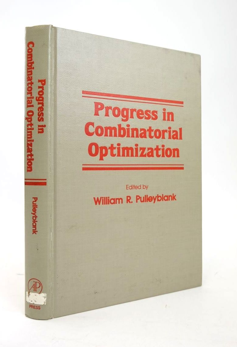 Photo of PROGRESS IN COMBINATORIAL OPTIMIZATION- Stock Number: 1820366