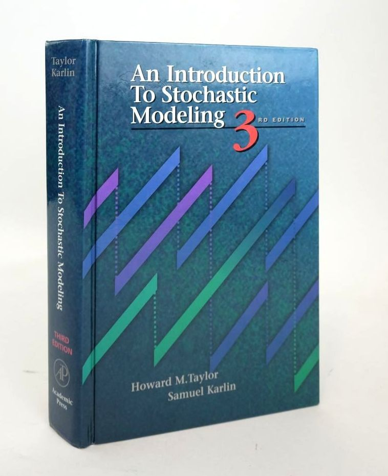 Photo of AN INTRODUCTION TO STOCHASTIC MODELING written by Taylor, Howard M.