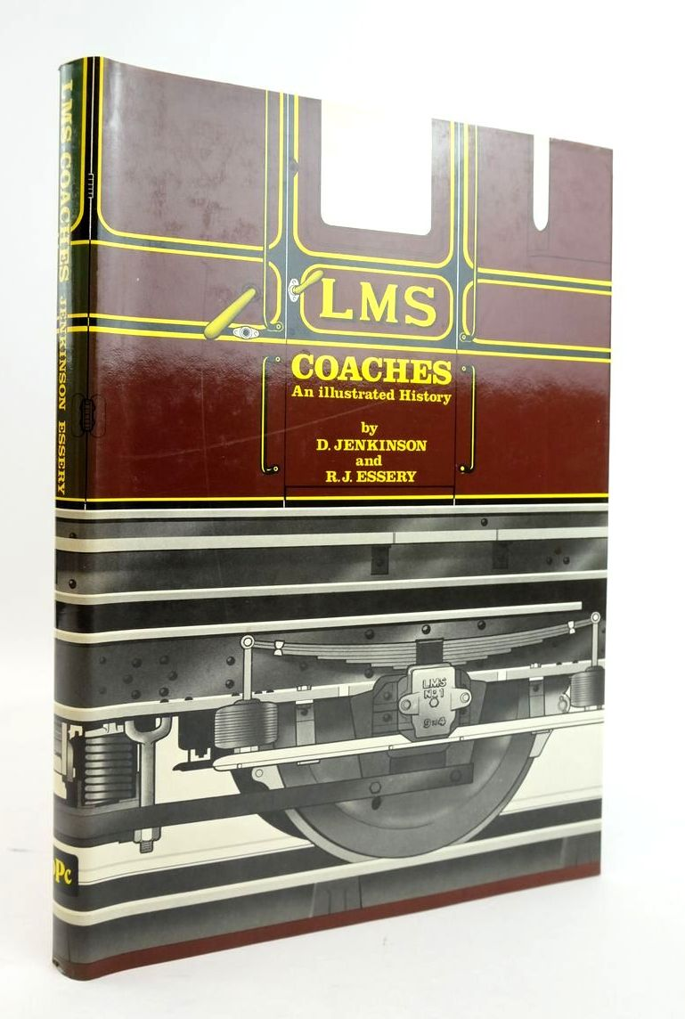 Photo of AN ILLUSTRATED HISTORY OF L.M.S. COACHES 1923-1957 written by Essery, Bob Jenkinson, David published by Oxford Publishing Co (STOCK CODE: 1820392)  for sale by Stella & Rose's Books