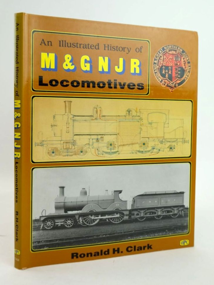 Photo of AN ILLUSTRATED HISTORY OF THE M & GNJR LOCOMOTIVES- Stock Number: 1820393