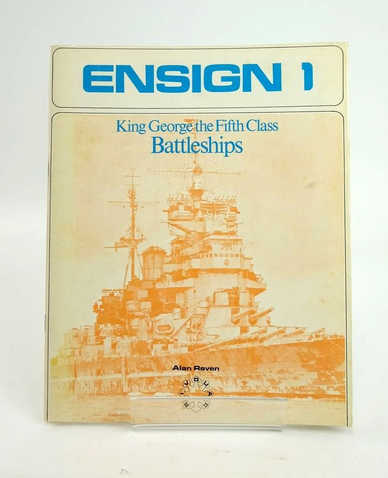 Photo of ENSIGN 1: KING GEORGE THE FIFTH CLASS BATTLESHIPS- Stock Number: 1820417