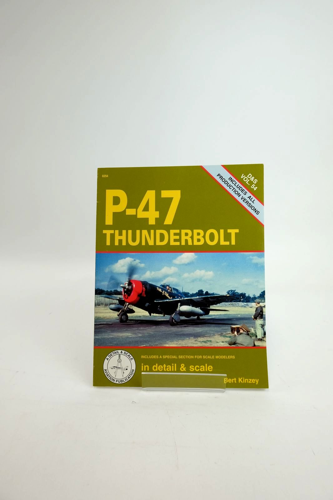 Photo of P-47 THUNDERBOLT IN DETAIL & SCALE- Stock Number: 1820424