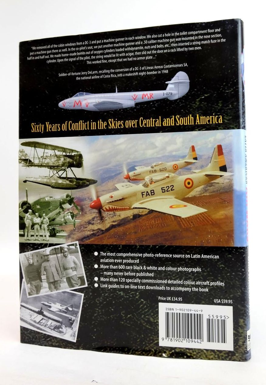 Photo of LATIN AMERICAN AIR WARS AND AIRCRAFT 1912-1969 written by Hagedorn, Dan illustrated by Brown, Tim published by Hikoki Publications (STOCK CODE: 1820433)  for sale by Stella & Rose's Books