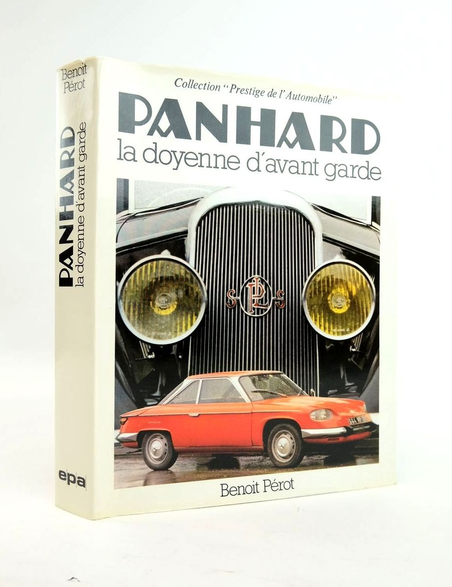 Photo of PANHARD: LA DOYENNE D'AVANT GARDE- Stock Number: 1820437