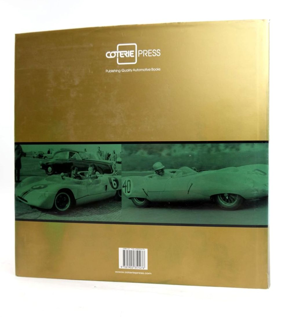 Photo of IAN WALKER RACING: THE MAN AND HIS CARS written by Balme, Julian published by Coterie Press Limited (STOCK CODE: 1820439)  for sale by Stella & Rose's Books