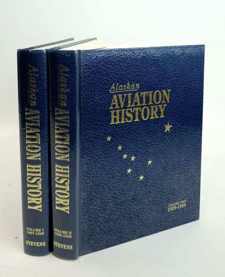 Photo of ALASKAN AVIATION HISTORY (2 VOLUMES) written by Stevens, Robert W. published by Polynyas Press (STOCK CODE: 1820441)  for sale by Stella & Rose's Books