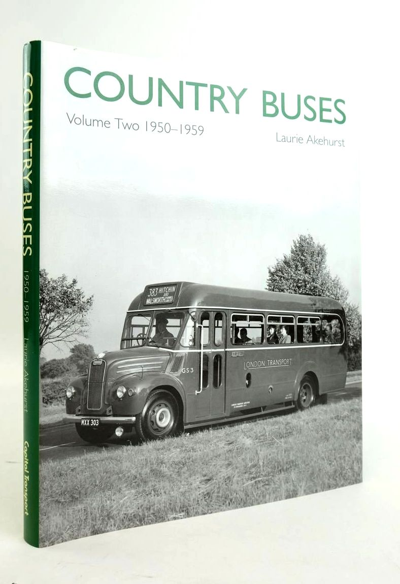 Photo of COUNTRY BUSES VOLUME TWO 1950-1959- Stock Number: 1820446
