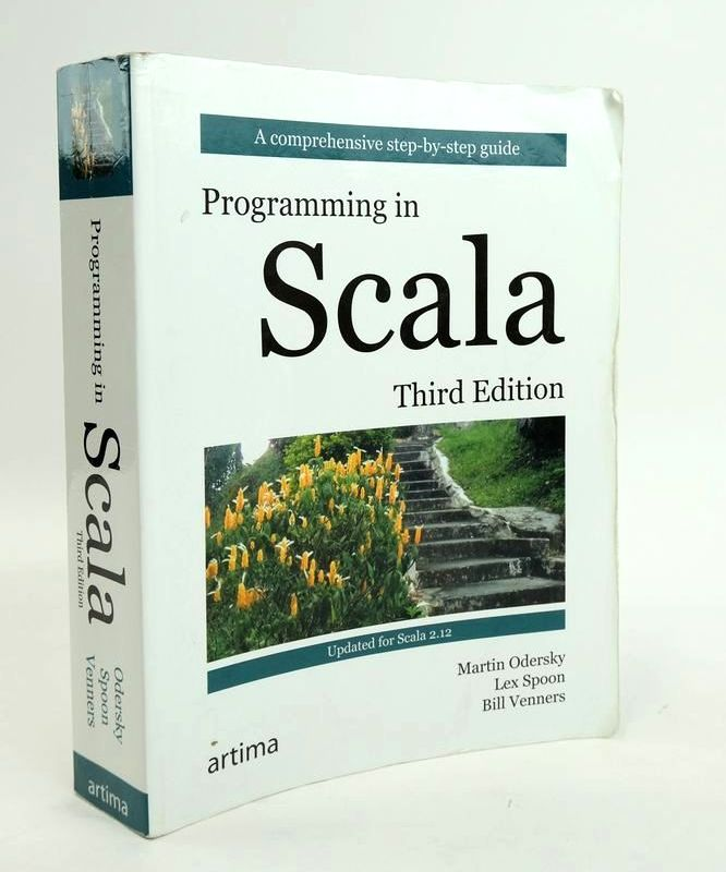 Photo of PROGRAMMING IN SCALA- Stock Number: 1820454