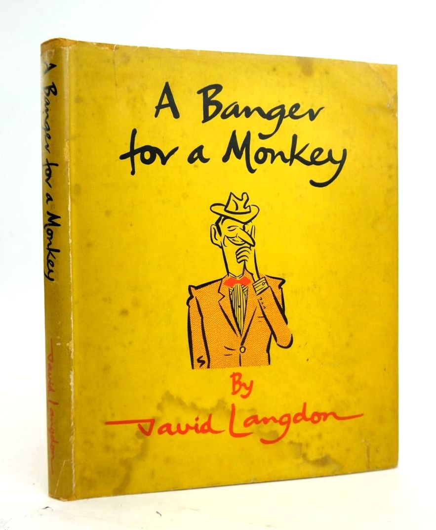 Photo of A BANGER FOR A MONKEY written by Langdon, David illustrated by Langdon, David published by Allan Wingate (STOCK CODE: 1820466)  for sale by Stella & Rose's Books
