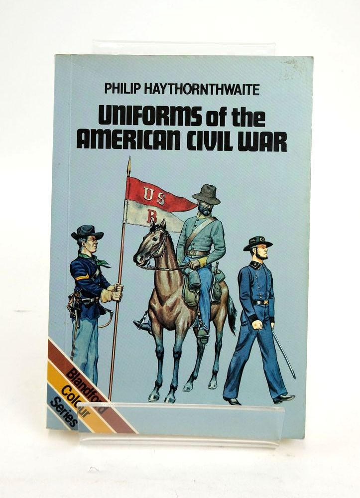 Photo of UNIFORMS OF THE AMERICAN CIVIL WAR 1861-65- Stock Number: 1820484