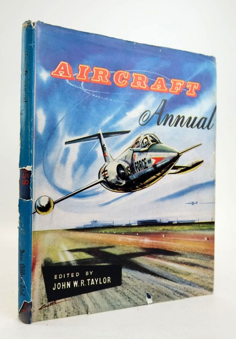 Photo of AIRCRAFT ANNUAL 1958- Stock Number: 1820507