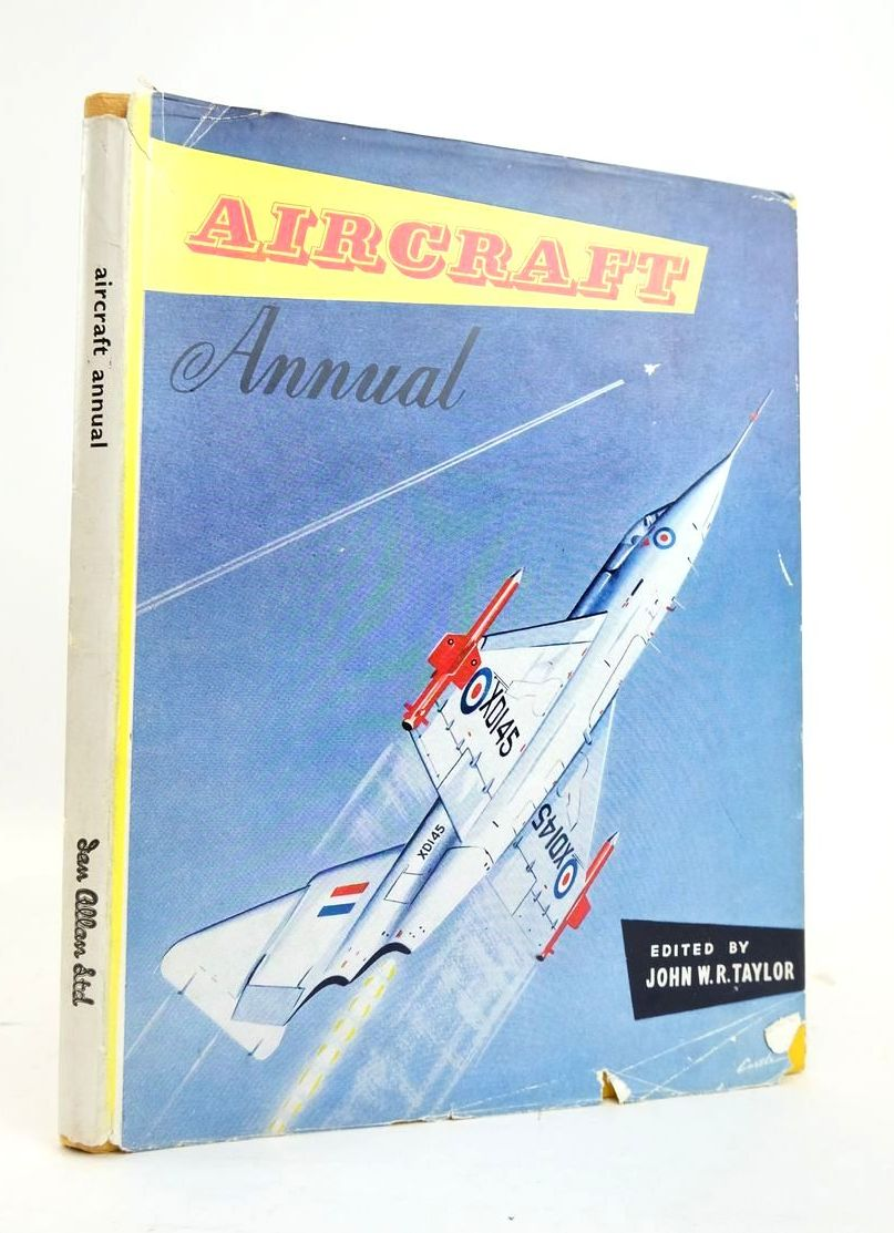 Photo of AIRCRAFT ANNUAL 1959 written by Taylor, John W.R. published by Ian Allan Ltd. (STOCK CODE: 1820508)  for sale by Stella & Rose's Books