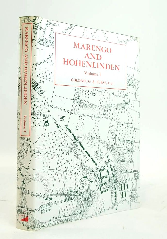 Photo of MARENGO AND HOHENLINDEN VOLUME I- Stock Number: 1820523