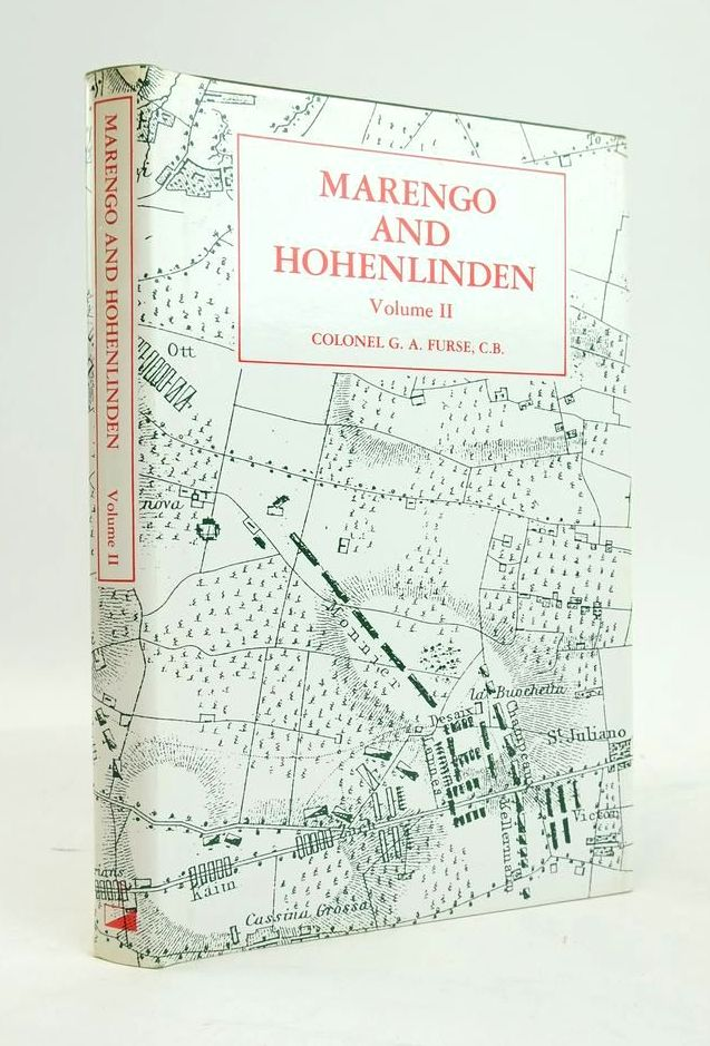 Photo of MARENGO AND HOHENLINDEN VOLUME II- Stock Number: 1820526