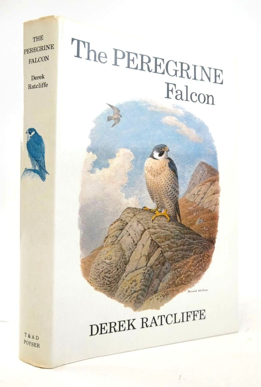 Photo of THE PEREGRINE FALCON written by Ratcliffe, Derek illustrated by Watson, Donald published by T. & A.D. Poyser (STOCK CODE: 1820527)  for sale by Stella & Rose's Books