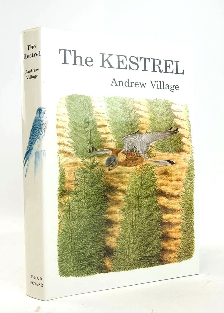 Photo of THE KESTREL written by Village, Andrew illustrated by Brockie, Keith published by T. & A.D. Poyser (STOCK CODE: 1820530)  for sale by Stella & Rose's Books