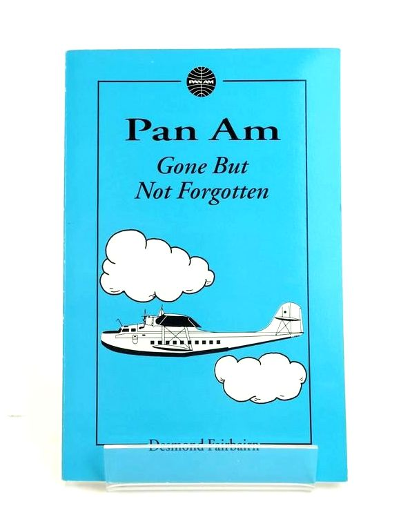 Photo of PAN AM: GONE BUT NOT FORGOTTEN- Stock Number: 1820540