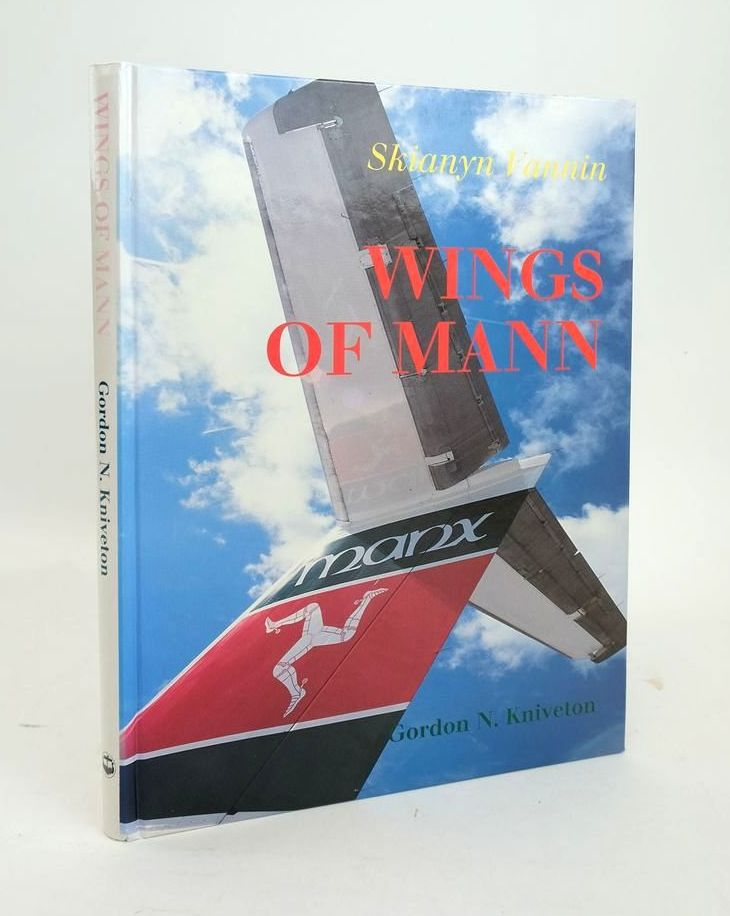 Photo of WINGS OF MANN: THE STORY OF MANX AIRLINES- Stock Number: 1820543