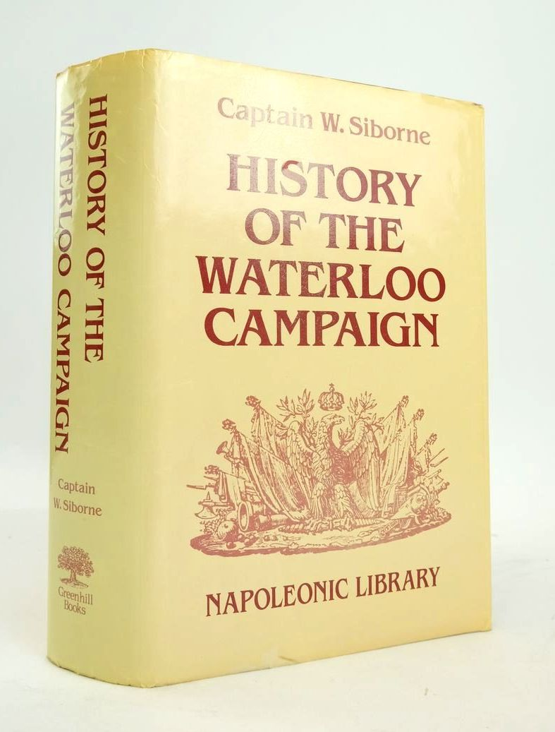 Photo of HISTORY OF THE WATERLOO CAMPAIGN- Stock Number: 1820561