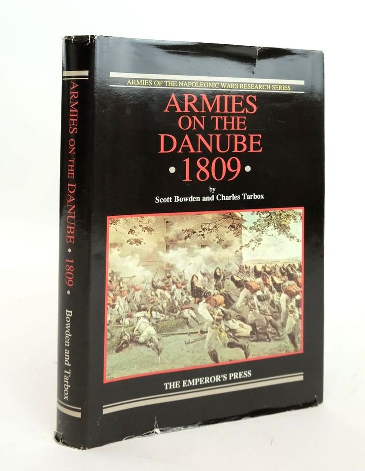 Photo of ARMIES ON THE DANUBE 1809- Stock Number: 1820562