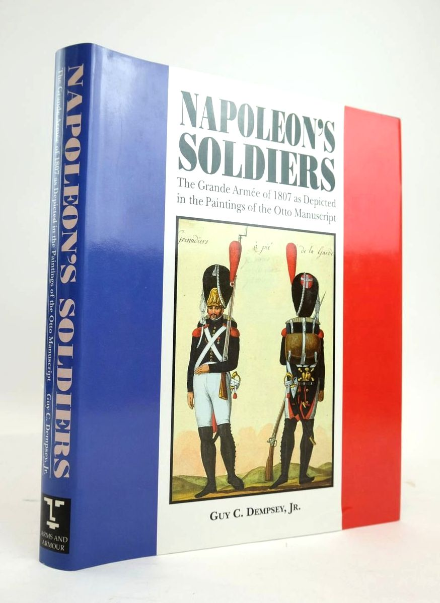 Photo of NAPOLEON'S SOLDIERS written by Dempsey, Guy C. published by Arms & Armour Press (STOCK CODE: 1820575)  for sale by Stella & Rose's Books