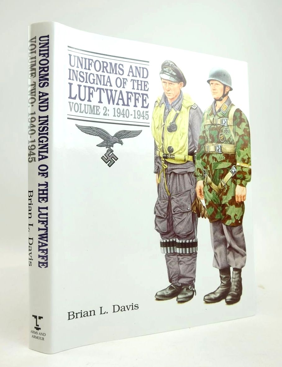 Photo of UNIFORMS AND INSIGNIA OF THE LUFTWAFFE VOLUME 2: 1940-1945- Stock Number: 1820576