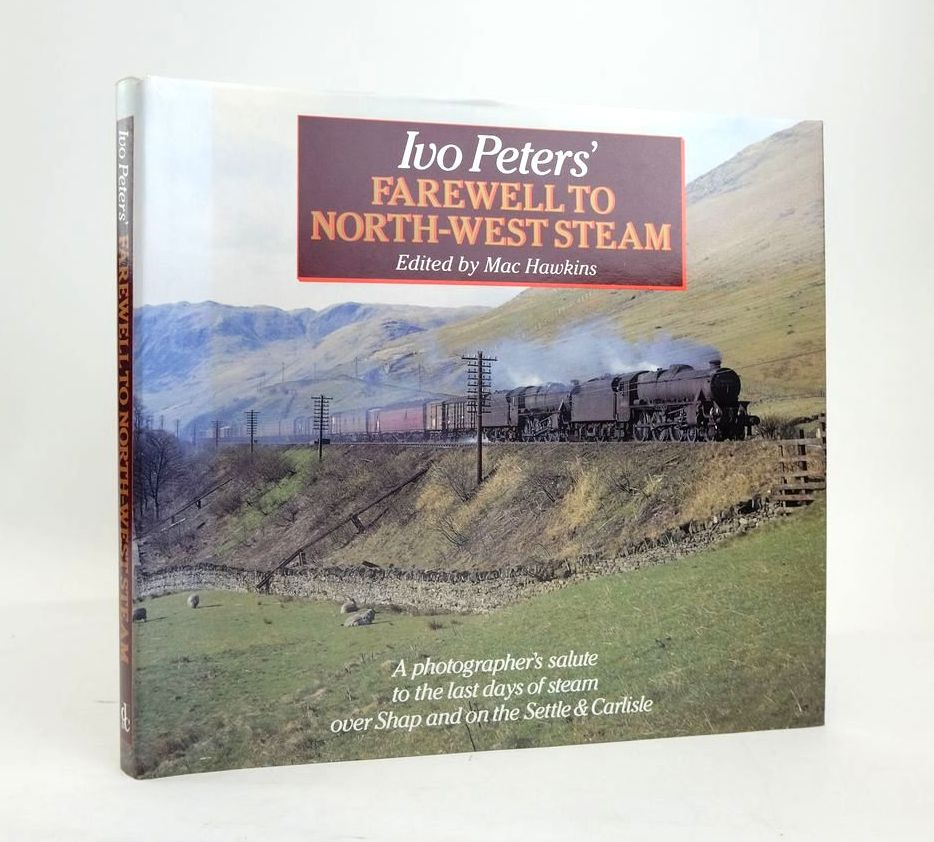 Photo of IVO PETERS' FAREWELL TO NORTH-WEST STEAM- Stock Number: 1820580