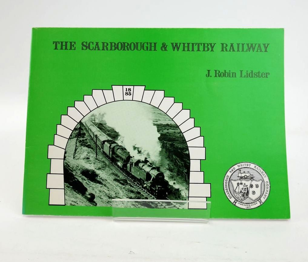 Photo of THE SCARBOROUGH & WHITBY RAILWAY: A PHOTOGRAPHIC & HISTORICAL SURVEY- Stock Number: 1820594