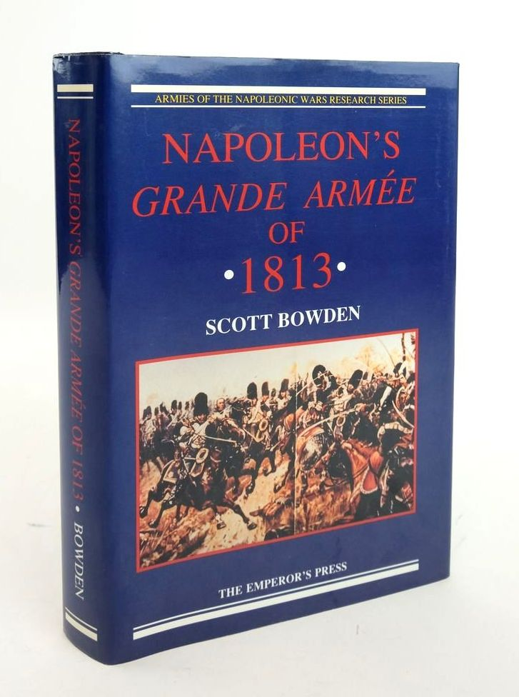 Photo of NAPOLEON'S GRANDE ARMEE OF 1813- Stock Number: 1820611