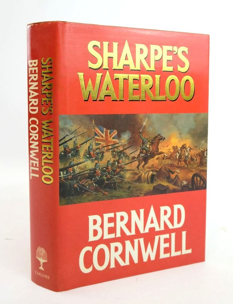 Photo of SHARPE'S WATERLOO: RICHARD SHARPE AND THE WATERLOO CAMPAIGN 15 JUNE TO 18 JUNE 1815 written by Cornwell, Bernard published by Collins (STOCK CODE: 1820612)  for sale by Stella & Rose's Books