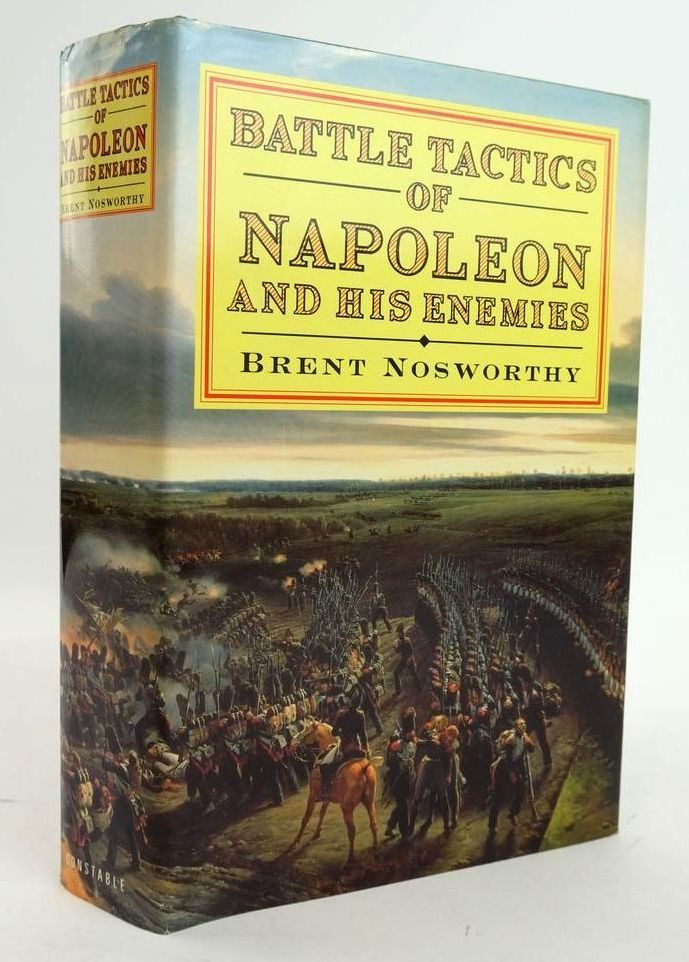 Photo of BATTLE TACTICS OF NAPOLEON AND HIS ENEMIES- Stock Number: 1820614