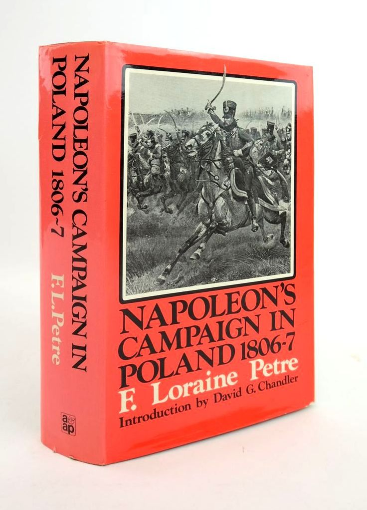 Photo of NAPOLEON'S CAMPAIGN IN POLAND 1806-7- Stock Number: 1820615