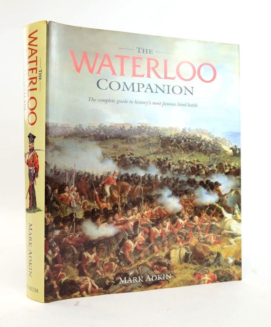 Photo of THE WATERLOO COMPANION written by Adkin, Mark published by Aurum Press (STOCK CODE: 1820625)  for sale by Stella & Rose's Books