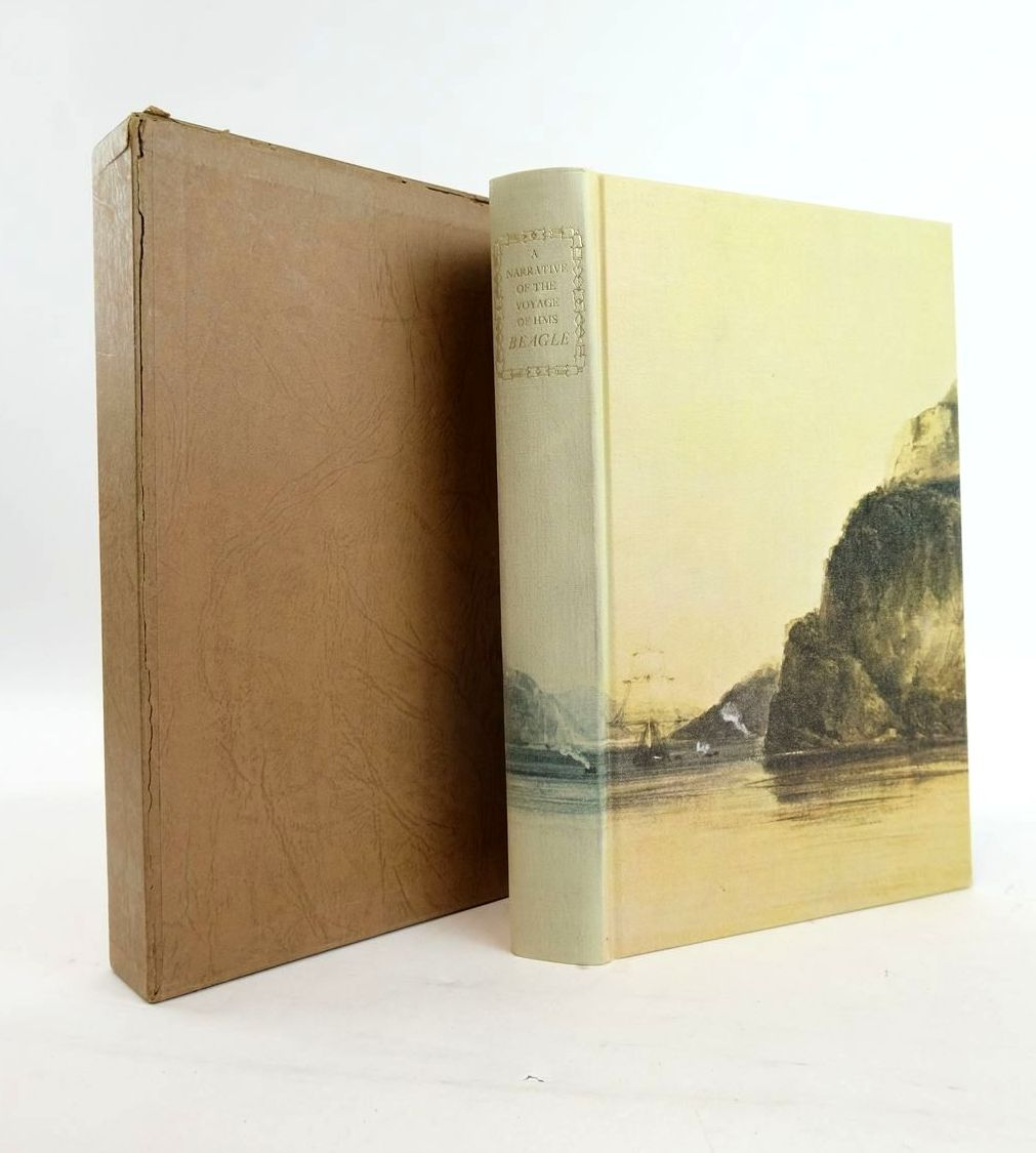 Photo of A NARRATIVE OF THE VOYAGE OF H.M.S. BEAGLE written by FitzRoy, Robert Stanbury, David published by Folio Society (STOCK CODE: 1820659)  for sale by Stella & Rose's Books