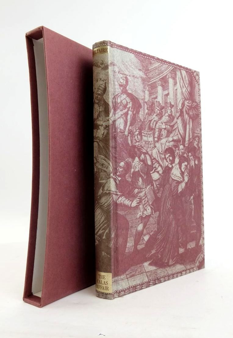 Photo of THE CALAS AFFAIR: A TREATISE ON TOLERANCE- Stock Number: 1820664