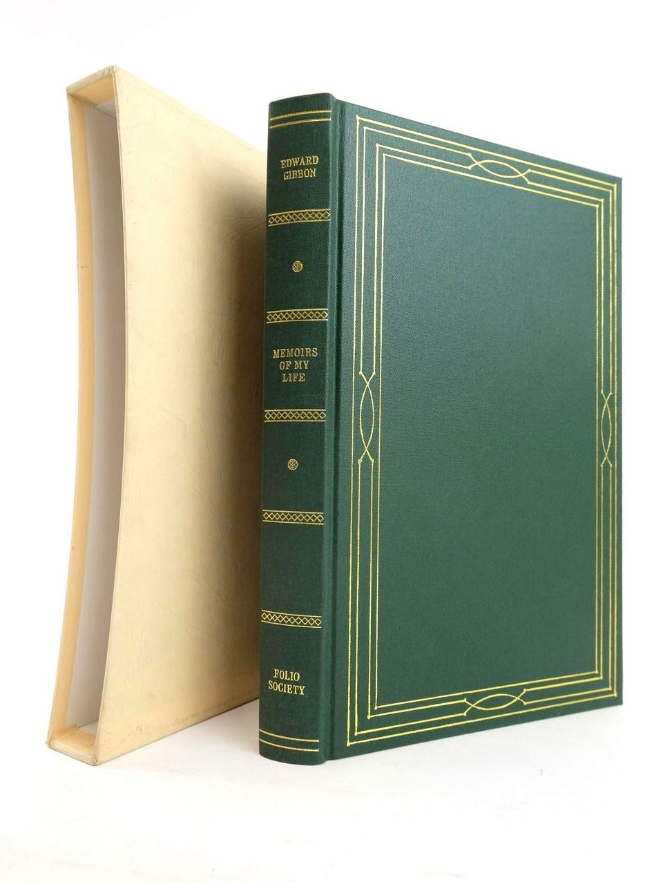 Photo of MEMOIRS OF MY LIFE written by Gibbon, Edward Radice, Betty published by Folio Society (STOCK CODE: 1820686)  for sale by Stella & Rose's Books