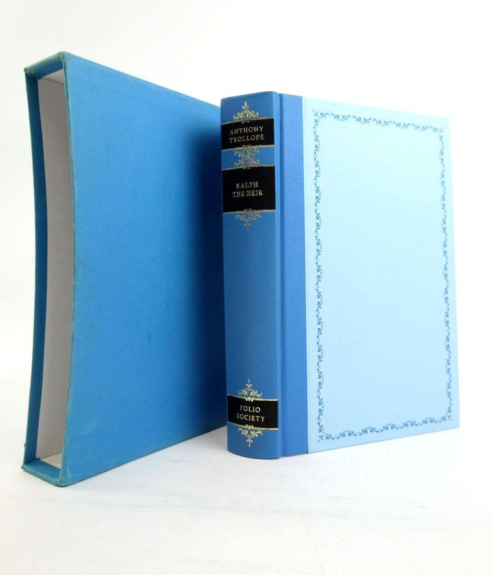 Photo of RALPH THE HEIR written by Trollope, Anthony Letts, John illustrated by Bellwood, Shirley published by Folio Society (STOCK CODE: 1820699)  for sale by Stella & Rose's Books
