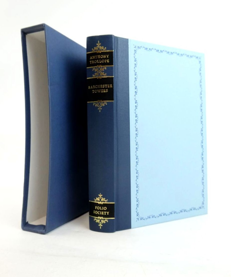 Photo of BARCHESTER TOWERS written by Trollope, Anthony Rendell, Ruth illustrated by Pendle, Alexy published by Folio Society (STOCK CODE: 1820701)  for sale by Stella & Rose's Books