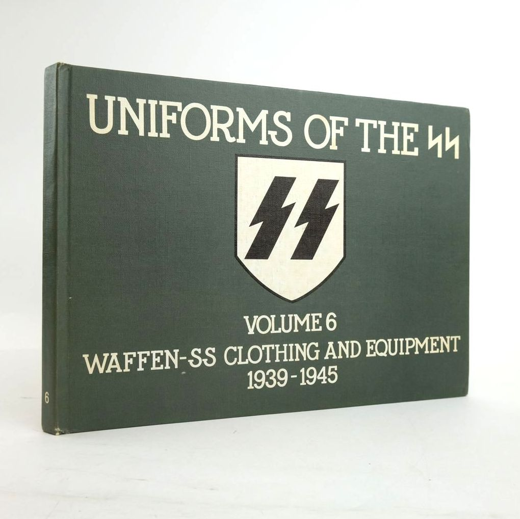 Photo of UNIFORMS OF THE SS VOLUME 6: WAFFEN-SS CLOTHING AND EQUIPMENT 1939-1945 written by Mollo, Andrew published by Windrow & Greene (STOCK CODE: 1820710)  for sale by Stella & Rose's Books