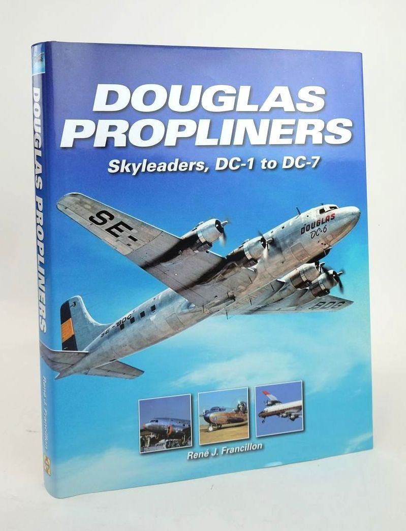 Photo of SKYLEADERS DC-1 THROUGH DC-7: THE DOUGLAS PROPLINERS- Stock Number: 1820746