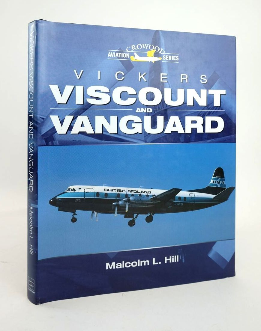 Photo of VICKERS VISCOUNT AND VANGUARD (CROWOOD AVIATION SERIES)- Stock Number: 1820749