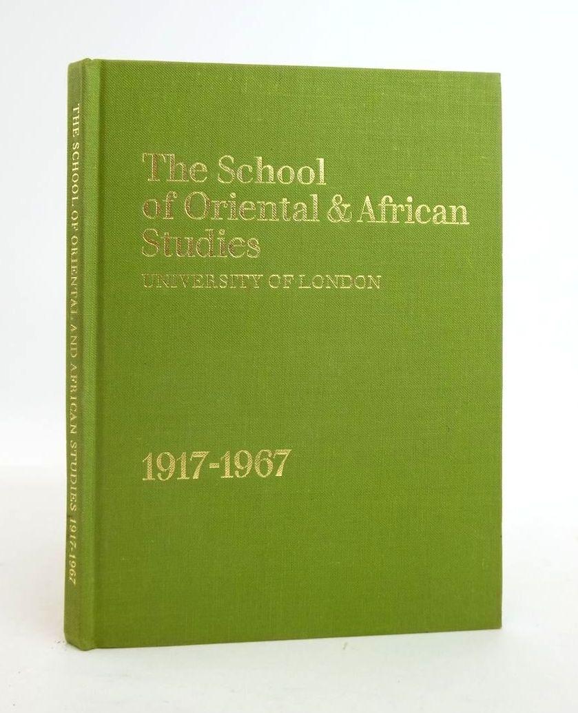 Photo of THE SCHOOL OF ORIENTAL & AFRICAN STUDIES: UNIVERSITY OF LONDON 1917-1967- Stock Number: 1820762