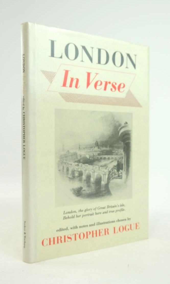 Photo of LONDON IN VERSE- Stock Number: 1820766