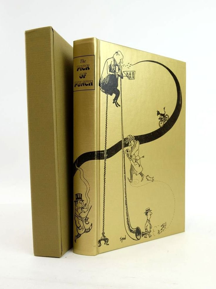 Photo of THE PICK OF PUNCH written by Kington, Miles published by Folio Society (STOCK CODE: 1820771)  for sale by Stella & Rose's Books