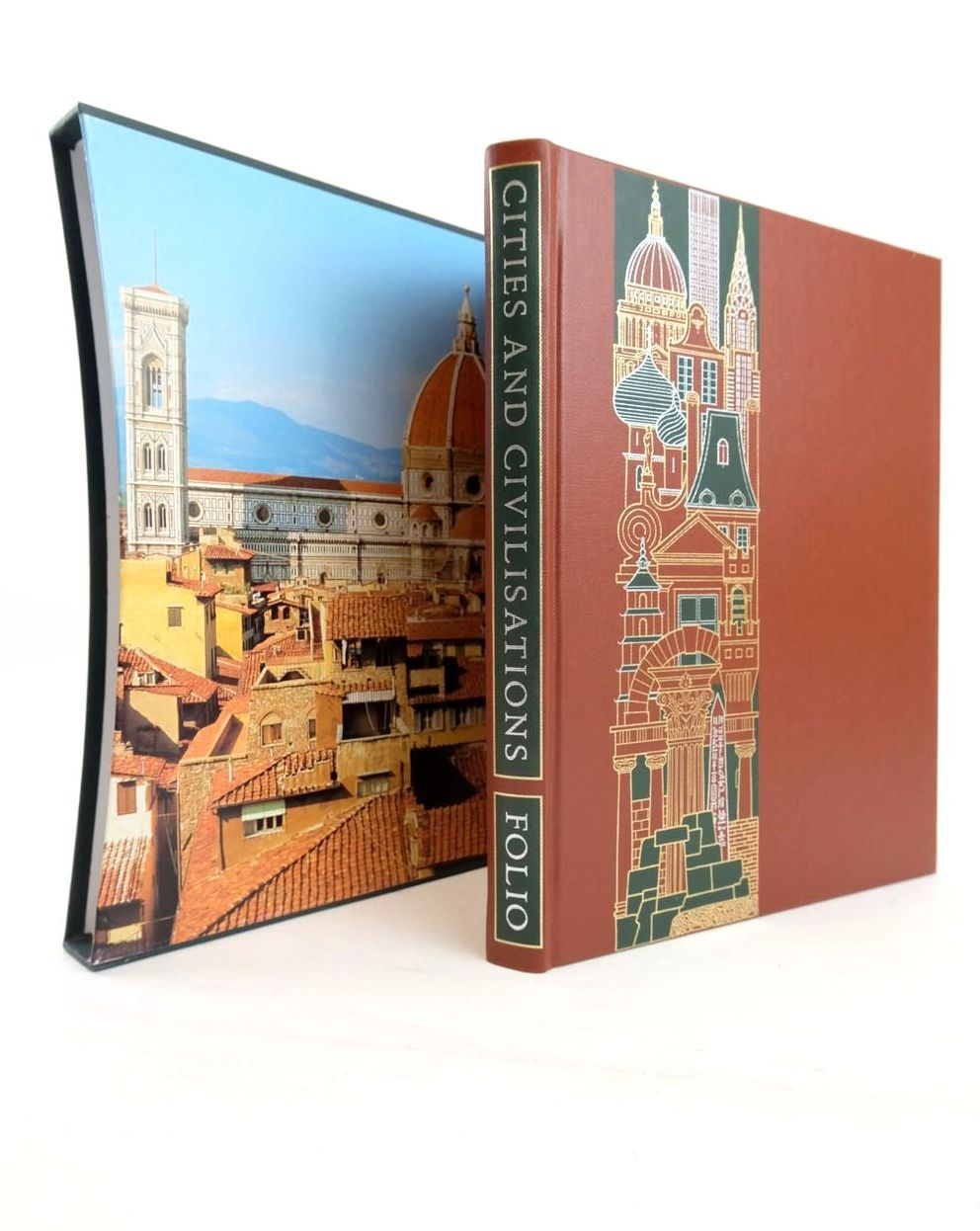 Photo of CITIES AND CIVILISATIONS written by Hibbert, Christopher published by Folio Society (STOCK CODE: 1820787)  for sale by Stella & Rose's Books